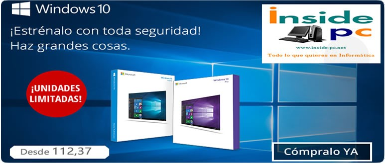 Llega Windows 10