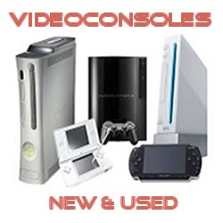 Videoconsoles Section